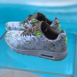 Nike Air Max- Floral